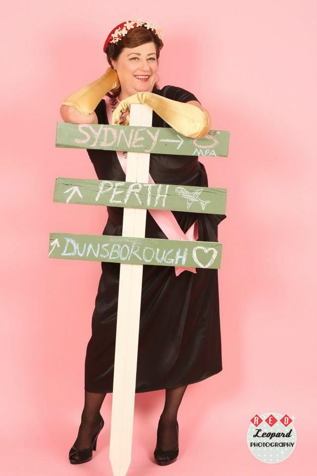 White/green chalkboard directional sign www.capeoflove.com