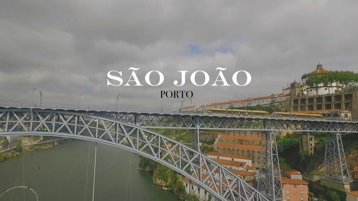 São João Festivities by Visit Portugal | The São João Festivities are held every year in Porto. On the evening of June 23rd, the city of Porto is taken by storm by a cheerful vibe and many fireworks. Don't miss this colourful celebration!