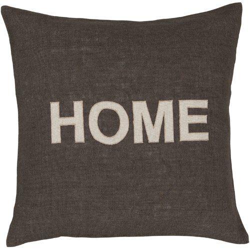 Found it at Wayfair - Woodfin Hot Home Jute Throw Pillow