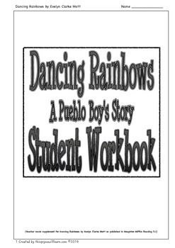FOLLOW ME ON TEACHERS PAY TEACHERSWorksheets to supplement Dancing Rainbows, A Pueblo Boy's Story as published in Houghton Mifflin Reading 3.1.Included are: one vocabulary activity which focuses on using a combination of dictionary skills and context clues, ten comprehension questions, one evaluate a story activity, and two identifying main idea with supporting details activities (6 pages of activities).I will expand this workbook at a later date so get it now for free.Created January…