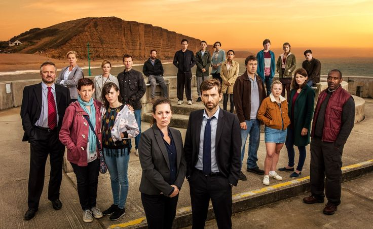 With the third and final series of Broadchurch set to hit our screens at the end of this month. ITV have released a collection of images ...