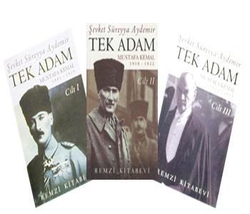 Şevket Süreyya Aydemir'den Tek Adam Serisi