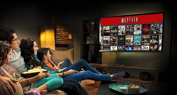 Netflix erobert Mitteleuropa