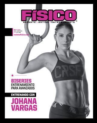 en portada Johana Vargas