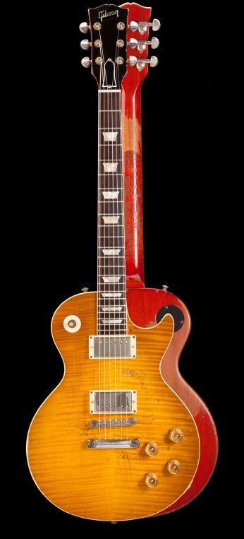 The Gibson Paul Kossoff Les Paul VOS.