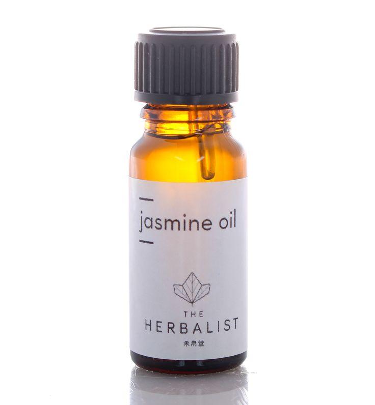 jasmine essential oil - (jasminum officinale) 100% pure essential oil 10ml e, £8.50