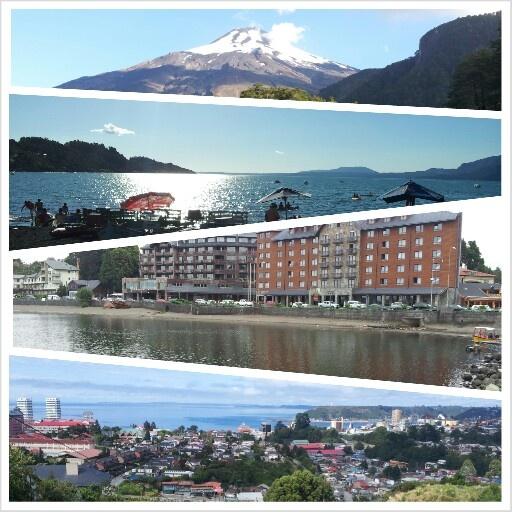 Volcán Villarrica / Puerto Montt / Puerto Varas / Pucon