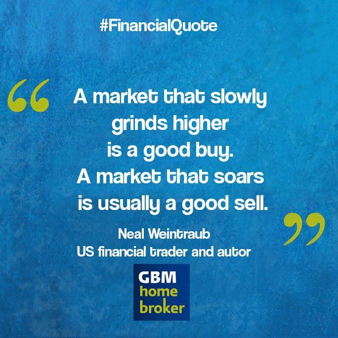 Follow Us In Twitter Stockmarkettradinginvesting Financial Quotes Stock Market Marketing