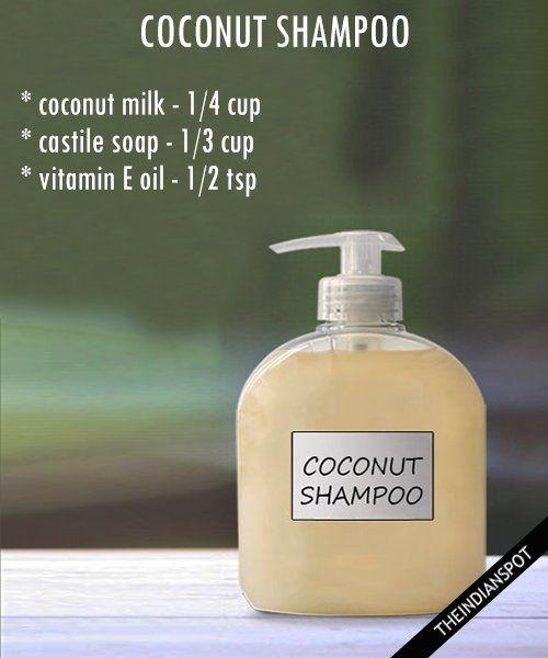 Diy Hair Treatment For Loss: 100+ Natural Shampoo Recipes On Pinterest