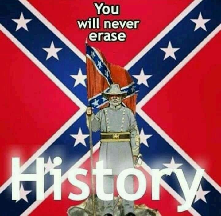 If you try to erase history, we just end up repeating history