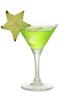 Melon Ball (1 Part Pinnacle Vodka 1 Part DeKuyper Melon Schnapps Splash of sour mix)