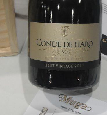HIPPOVINO: Dégustation des vins de Bodegas Muga - Espagne - Rioja - Cava - Conde de Haro Brut - Code SAQ 12396794