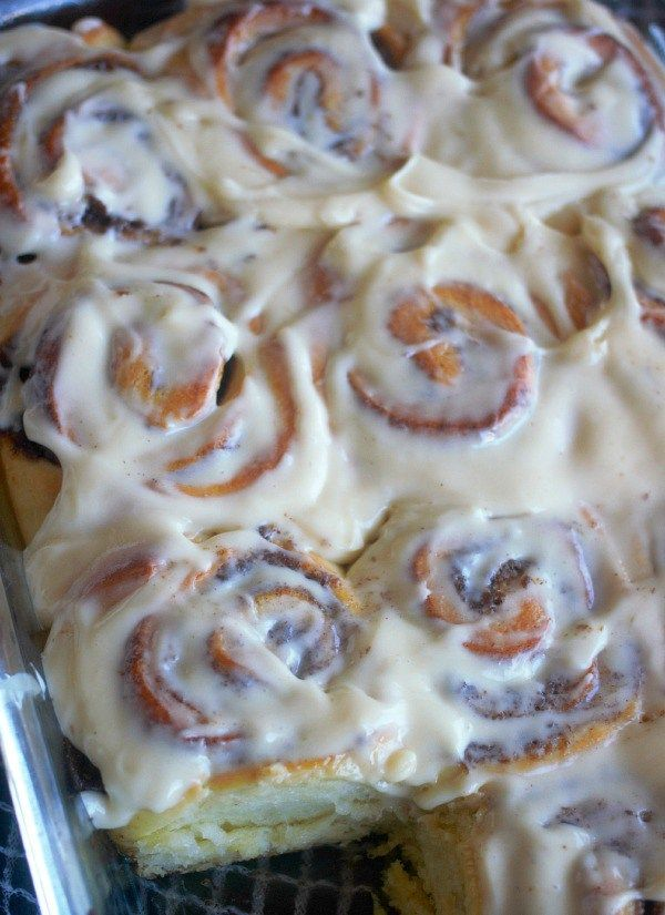 Best 25+ Overnight Cinnamon Rolls ideas on Pinterest ...