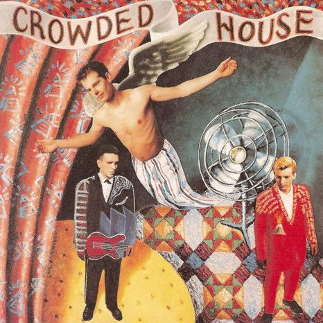 Crowded House : Crowded House (Self Titled) LP