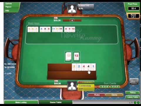 Learning To Play Rummy Online http://gamingonlinefree.com/rummy-real.htm Rummy Royal Review