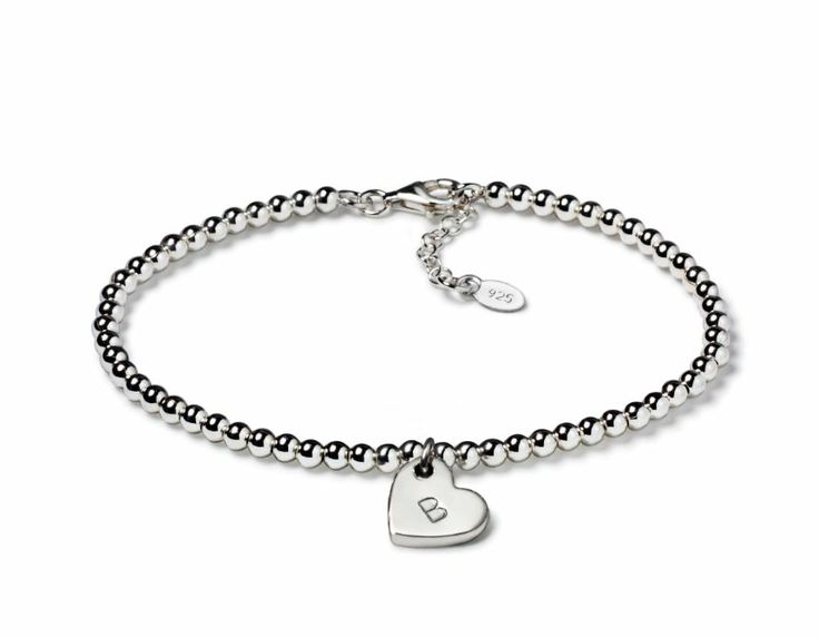 The new Tiff bracelet, one-size fits all and you can add any charm!