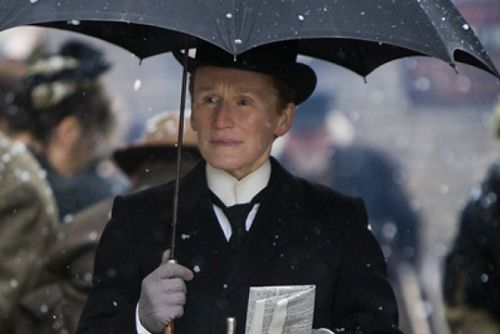 Glenn In Albert Nobbs. :)