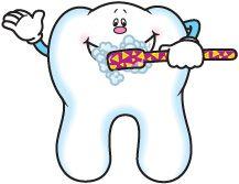 Dental health month, feb.