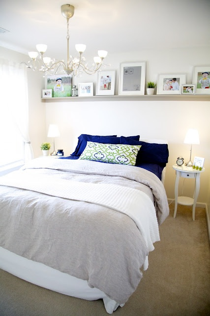 Room Makeover And A Box Bed: 25+ Best Ideas About Shelf Above Bed On Pinterest