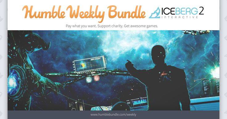Humble Weekly Bundle: Iceberg 2 Interactive 11 Steam games Pay what you want #LavaHot http://www.lavahotdeals.com/us/cheap/humble-weekly-bundle-iceberg-2-interactive-11-steam/70970