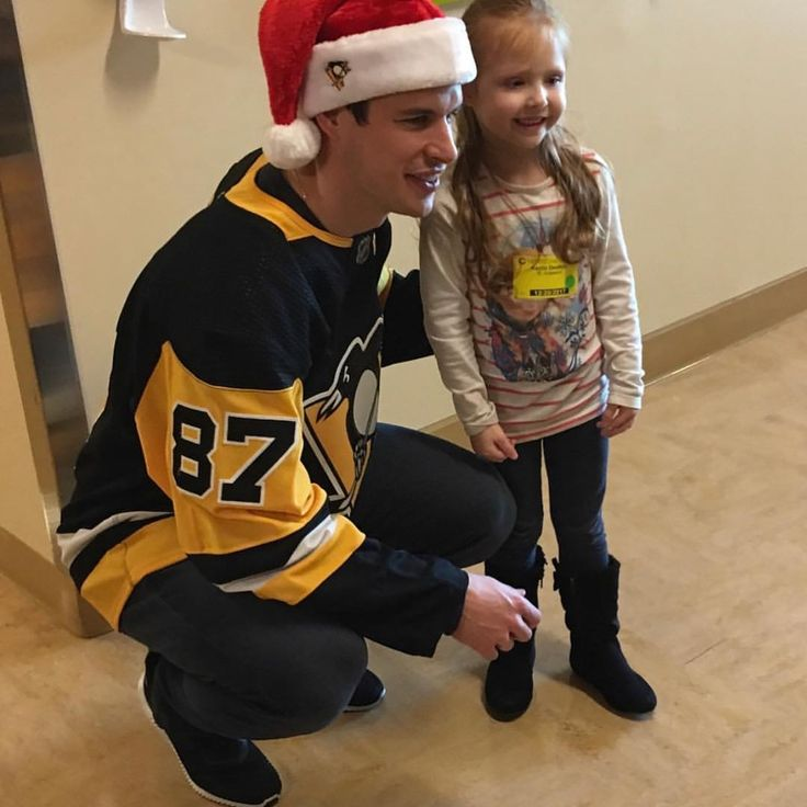 Sidney Claus ❤️ Children's Hospital of Pittsburgh of UPMC