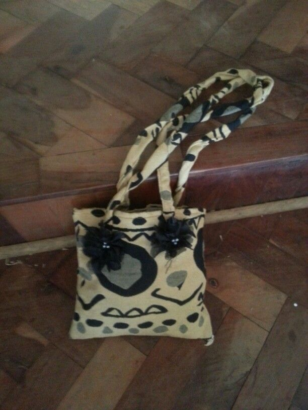 Our African handbag