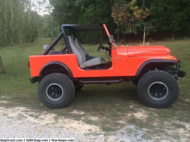 Jeeps For Sale and Jeep Parts For Sale - 1982 CJ7 Jeep