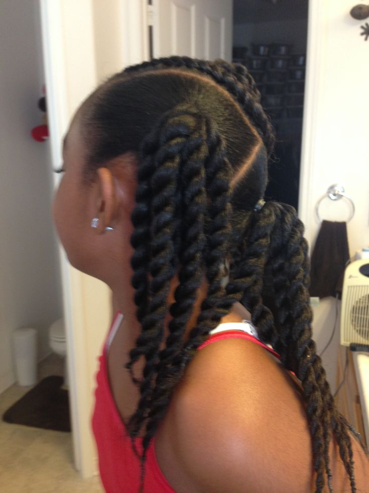 brandy norwood hairstyles : about Hairstyles/braids for kids and adults on Pinterest Braids ...