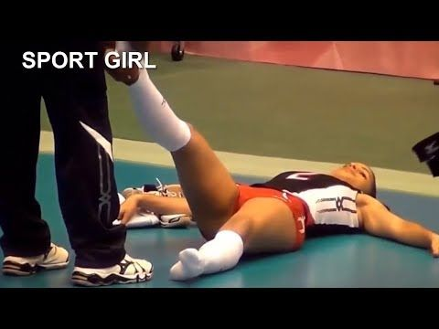 Winifer Fernandez Stretching - YouTube