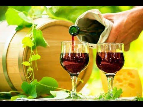Ev yapımı Şarap (En kolay Yolu 2) - YouTube