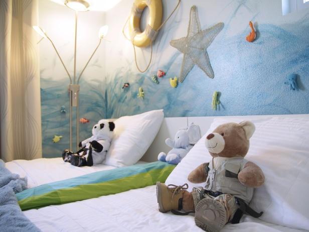 Khuu ocean themed kids bedroom home ideas pinterest kid stars and kid bedrooms - Ocean themed bedroom ...