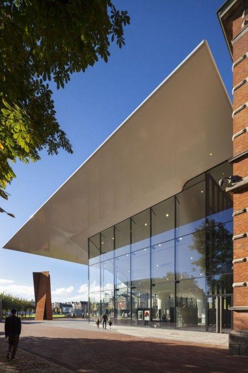 Stedelijk Museum Amsterdam / Benthem Crouwel Architects | Architecture