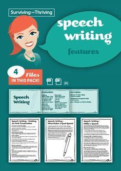 Speech+Writing+-+Features4+files+included1+x+speech+making+feedback+table1+x+sample+speech1+x+shared+reading+-+What+makes+a+good+speech?1+x+PPT+on+speech+writing