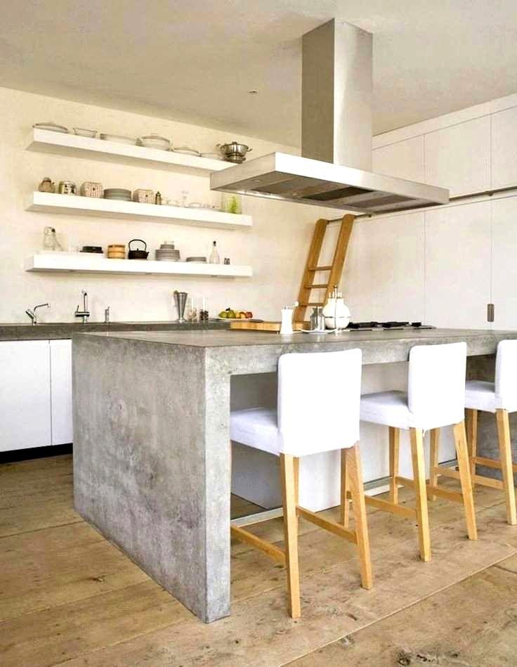 Pin Von Emilie Ruban Auf Home Cuisine In 2020 Kuchenarbeitsplatte Kuche Beton Kuchenumbau