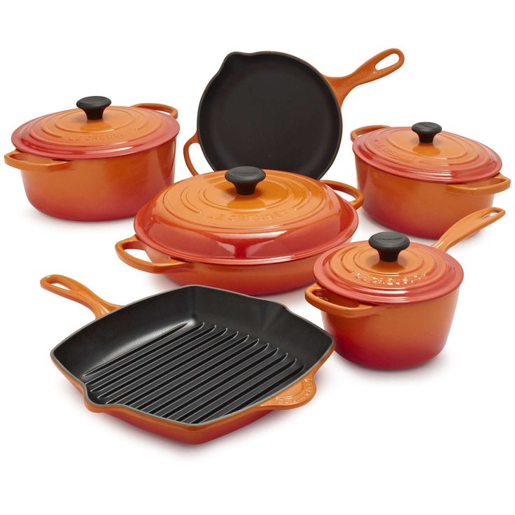 le creuset signature flame set find out more about the great product at the image link