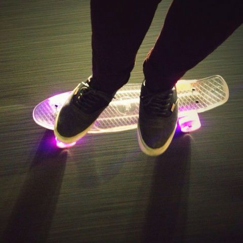 Light Up Skateboard! Get It Here ----> http://geni.us/3yq5