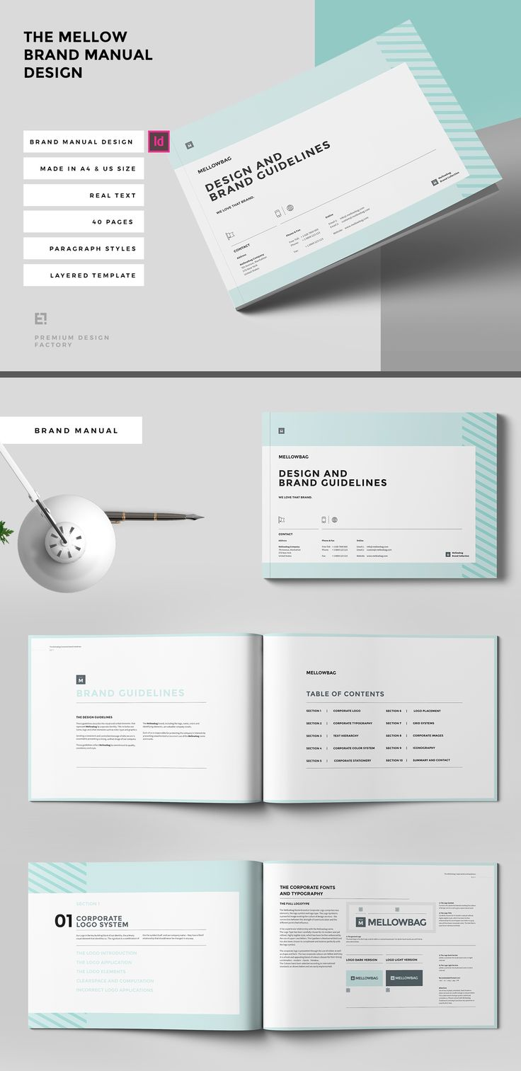 Corporate Bundle - Proposal, Brand Manuals and Annual Company ReportMinimal and Professional Proposal Brochure template for creative businesses, created in Adobe InDesign, Microsoft Word and Apple Pages in International DIN A4 and US Letter format.