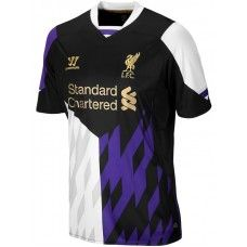 Jersey Liverpool 2013-14 third kit / Rp 115,000