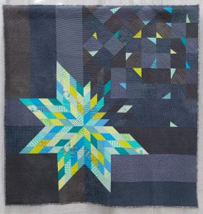 Deconstructed LoneStar by Amy Struckmeyer Oak Park, Illinois - Chicago Modern Quilt Guild