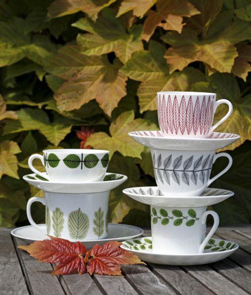 Swedish porcelain, 1940-1950s
