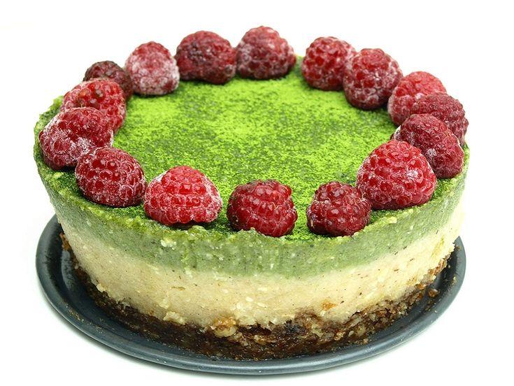 cheesecake recept vegan en raw
