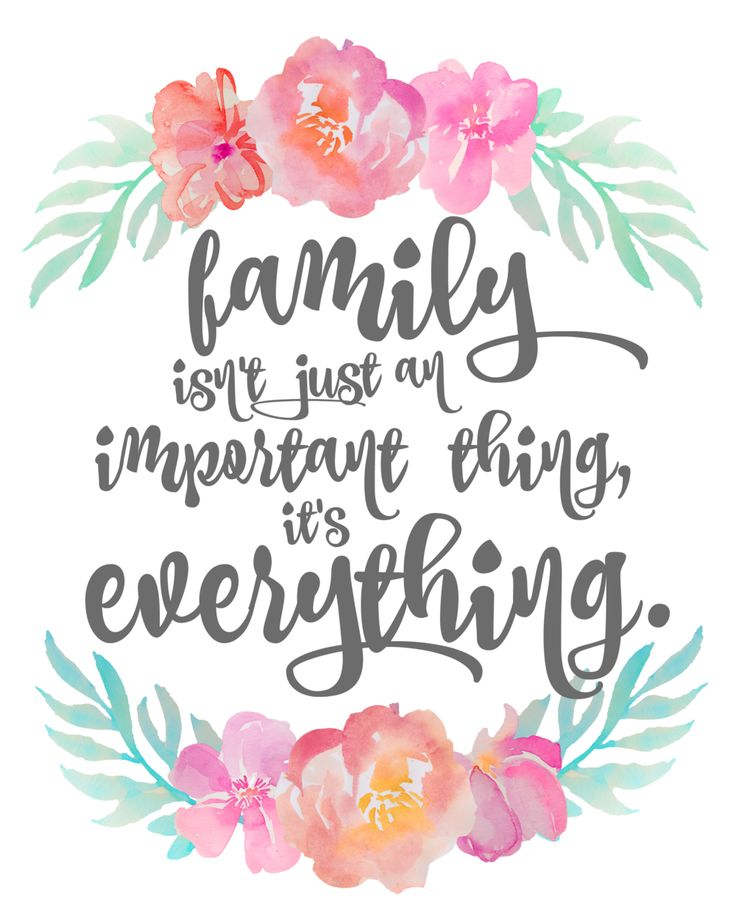 Quotes About Family Love Enchanting Best 25 Love My Family Quotes Ideas On Pinterest  Family Love