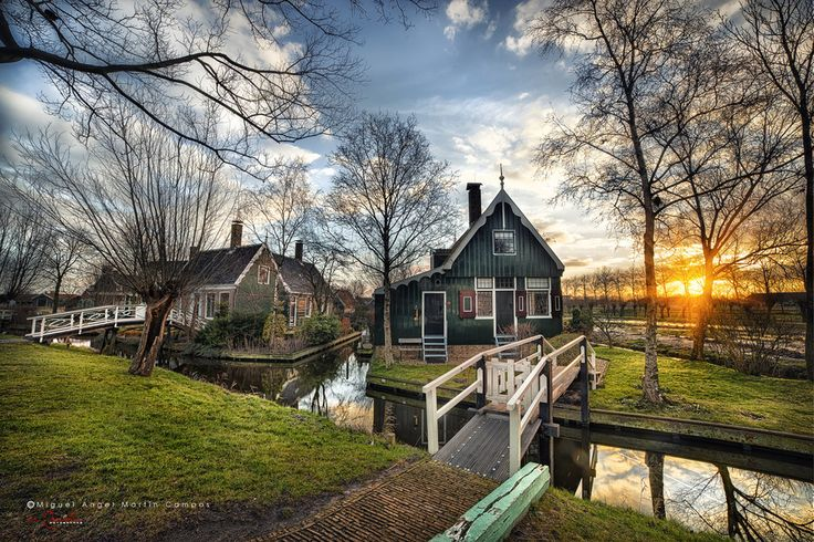 Photo Zaanse Schans Aweakening by Miguel Angel Martín Campos on 500px