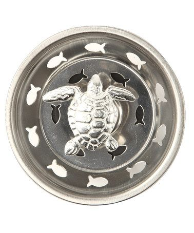 Take a look at this Sea Turtle Kitchen Sink Strainer by Linda Lou on #zulily today!