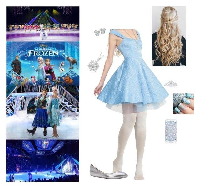 Disney on Ice: Frozen   #Disney #DisneyOnIce #Frozen #Elsa #Anna #MickeyMouse #MinnieMouse #IceSkating #WaltDisney #DisneyBound #Ice #Princess #MyStyle