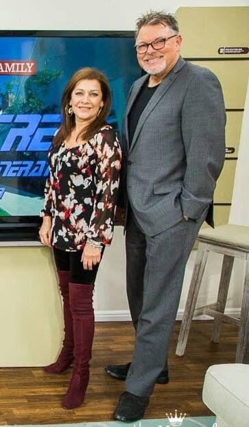 Marina Sirtis And Jonathan Frakes  Marina Sirtis -4417
