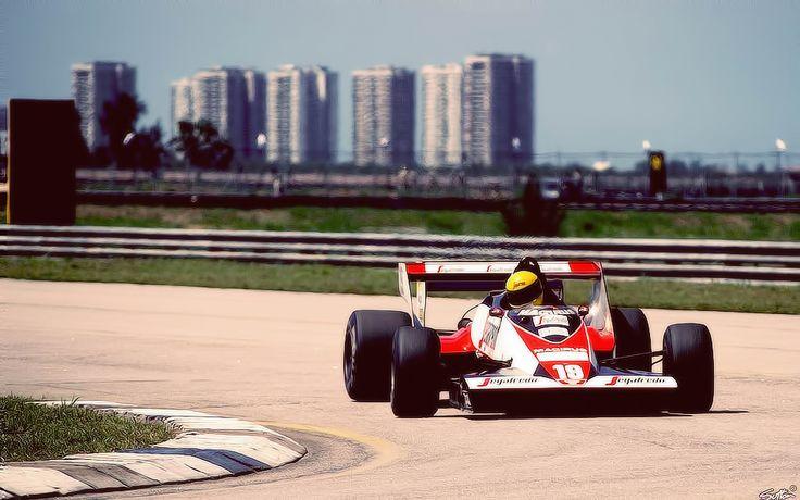 Toleman:  Ayrton Senna