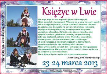 horoskop-marzec-2013-Ksiezyc-w-Lwie
