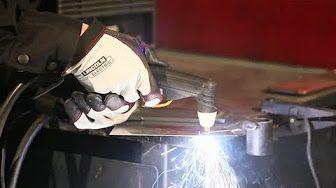 Plasma Cutting for Beginners: Sheet Metal   TIG Time - YouTube