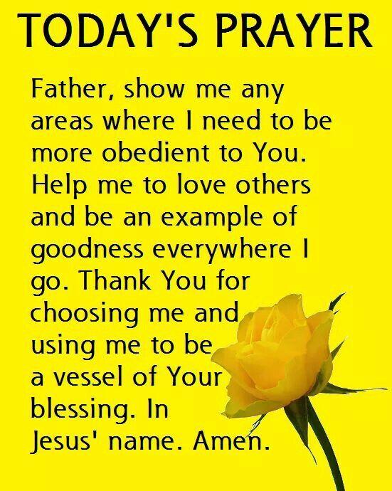Prayer to bring love